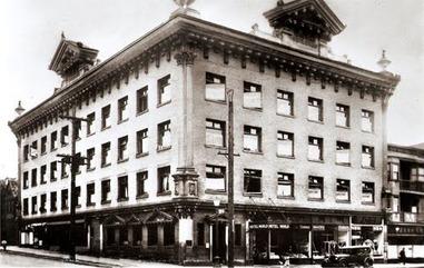 Tamura Building, C. 1935 JCNM 95 102